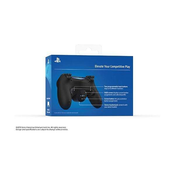 DualShock 4 Back Button Attachment - PlayStation 4