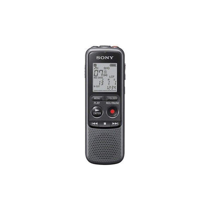 Sony ICD-PX240 4GB Digital Voice Recorder (1043 HRS) with MP3 recording and playback