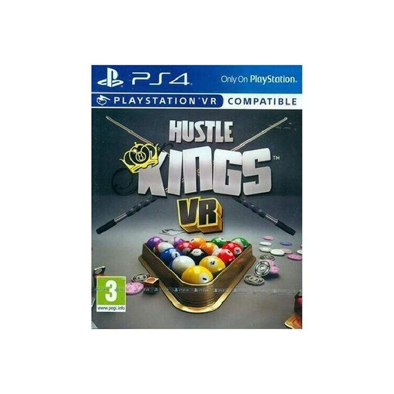 Hustle Kings VR - PS4
