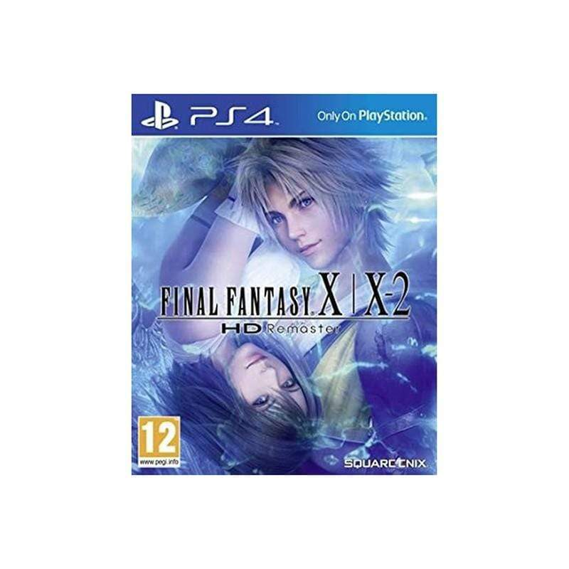 Final Fantasy X-X-2 HD Remaster - PS4