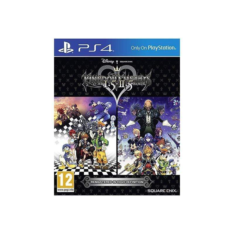 Kingdom Hearts - HD 1.5 + 2.5 Remix - PS4