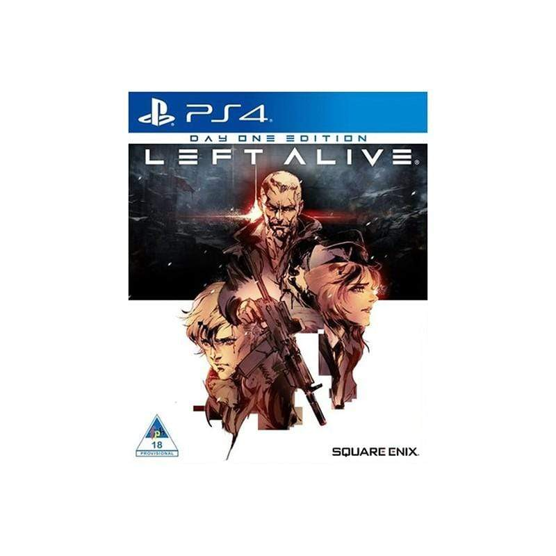 Left Alive - Day One Edition - PS4