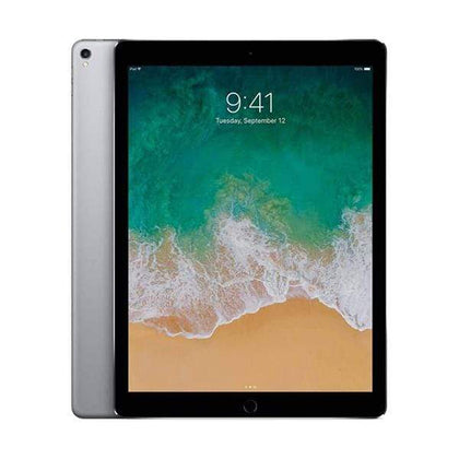 Tablets Tablets Gray Apple iPad Pro, 128GB, 9.7-inch, WiFi, 6th Generation, 2016