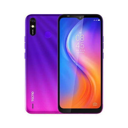 TECNO Mobile Phone Hillier Purple TECNO Spark 4 Lite, 2GB/32GB, 6.52