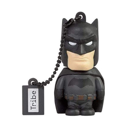 Tribe Collectibles | Action Figures Tribe DC Batman Movie Gift Box - Bluetooth Speaker, 16GB USB, Earphones and USB cable