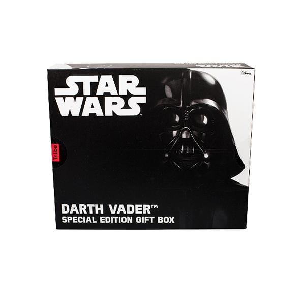 Tribe DC Star Wars Darth Vader Gift Pack Special Edition - Bluetooth Speaker, 16GB USB, Earphones and USB cable