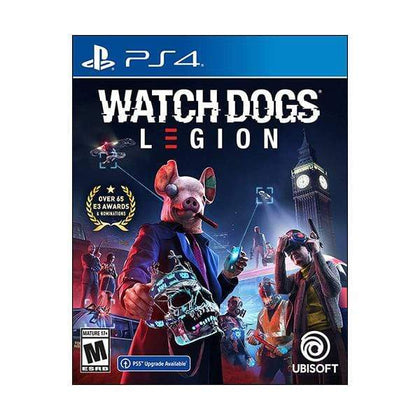 Ubisoft PS4 DVD Game Brand New Watch Dogs Legion - PS4
