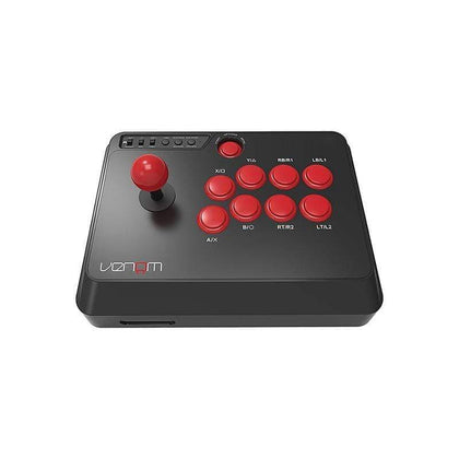 Venom Multi Format 8-Button Arcade Fight Stick (PS4 - Xbox One - PC)