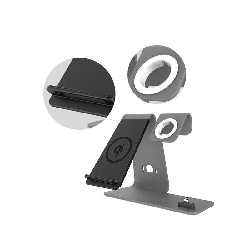 Vidvie WLC1403 - Wireless Qi Charging Bracket, Output 10w With USB Cable