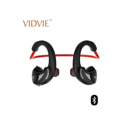 Vidvie BT809, Super Bass Comfortable Wear, Air Noise-Insulation, Wireless Smart Sport Headset, Bluetooth version V4.1