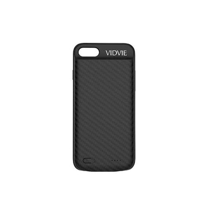 Vidvie, SBC2301 Smart Battery Case, 3650mAh, for iPhone 7 Plus & 8 Plus