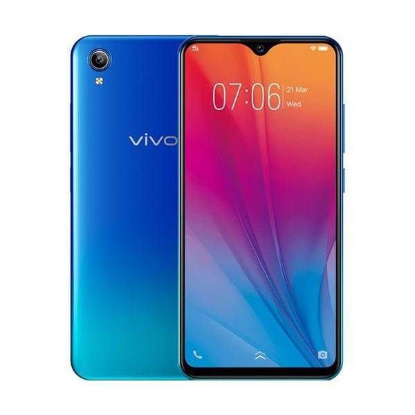 vivo Mobile Phone Blue / Brand New / 1 Year Vivo Y91C, 2GB/32GB, 6.22″ Display, Octa-core, Rear Cam 13MP, Selphie Cam 5MP