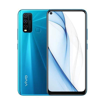 vivo Mobile Phone Dazzle Blue / Brand New / 1 Year Vivo Y30, 4GB/128GB, 6.47″ HD+ Display, Octa-core, Quad Rear Cam 13MP + 8MP + 2MP + 2MP, Selphie Cam 8MP, Fingerprint (rear-mounted)