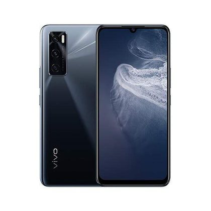 vivo Mobile Phone Gravity Black / Brand New / 1 Year Vivo V20 SE, 8GB/128GB, 6.44″ FHD+ Super AMOLED Display, Octa-core, Triple Rear Cam 48MP + 8MP + 2MP, Selphie Cam 32MP, Fingerprint (under display, optical)