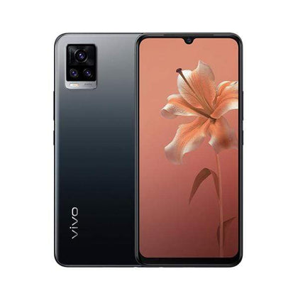 vivo Mobile Phone Midnight Jazz / Brand New / 1 Year Vivo V20, 8GB/256GB, 6.44″ FHD+ Super AMOLED Display, Octa-core, Triple Rear Cam 64MP + 8MP + 2MP, Selphie Cam 44MP, Fingerprint (under display, optical)