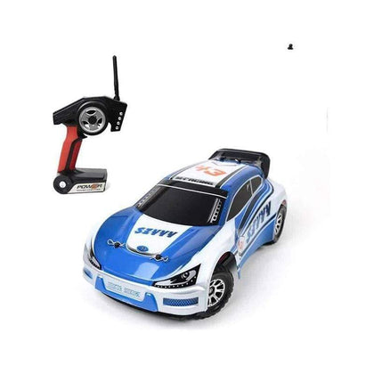Vortex, 1:18 Scale, 4WD Rally Car, RTR Version, Waterproof, High Capacity Li-Poly Battery