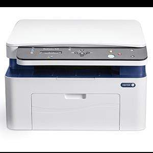 Xerox WorkCentre 3025 Monochrome 3 in 1 Laser multifunction WIFI Printer - Built-in Wi-Fi connectivity