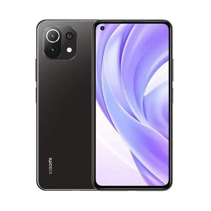 Xiaomi Mobile Phone Boba Black / Brand New / 1 Year Xiaomi Mi 11 Lite 6GB/64GB, 6.55″ AMOLED, 1B colors 90Hz Display, Octa-core, Triple Rear Cam 64MP + 8MP + 5MP, Selphie Cam 16MP