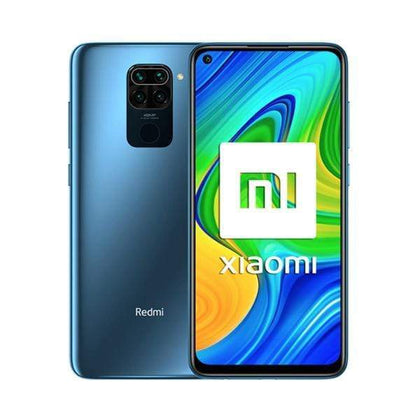 Xiaomi Mobile Phone Midnight Grey Xiaomi Redmi Note 9 4GB/128GB, 6.53″ IPS LCD Display, Octa-core, Quad 48MP + 8MP + 2MP + 2MP Rear Cam, 13MP Selphie Cam
