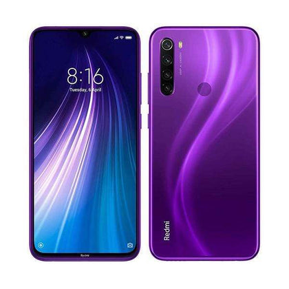 Xiaomi Mobile Phone Xiaomi Redmi Note 8 4GB/64GB, 6.3″ IPS LCD Display, Octa-core, Quad 48MP + 8MP + 2MP + 2MP Rear Cam, 13MP Selphie Cam