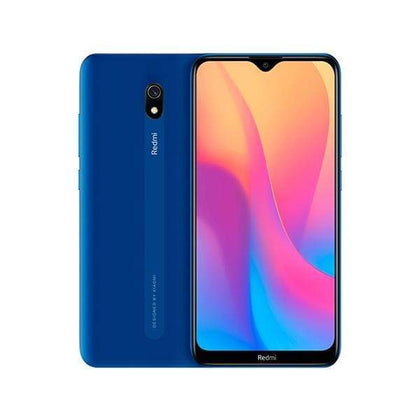 Xiaomi Mobile Phone Ocean Blue Xiaomi Redmi 8A 2GB/32GB, 6.22″ IPS LCD Display, Octa-core, 12MP Rear Cam, 8MP Selphie Cam