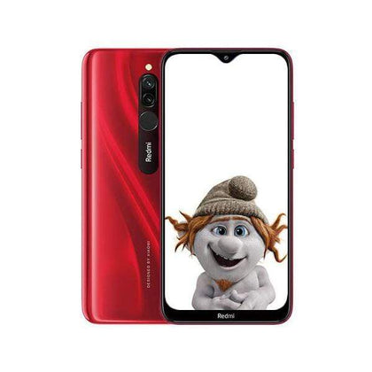 Xiaomi Mobile Phone Ruby Red Xiaomi Redmi 8, 4GB/64GB