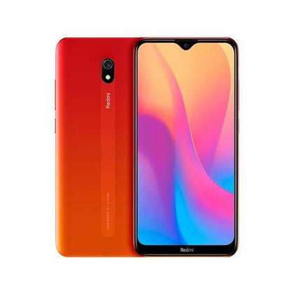 Xiaomi Mobile Phone Sunset Red Xiaomi Redmi 8A 2GB/32GB, 6.22″ IPS LCD Display, Octa-core, 12MP Rear Cam, 8MP Selphie Cam