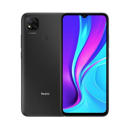 Xiaomi Mobile Phone Xiaomi Redmi 9 4GB/128GB, 6.53″ IPS LCD Display, Octa-core, Quad 13MP + 8MP + 5MP + 2MP Rear Cam, 8MP Selphie Cam