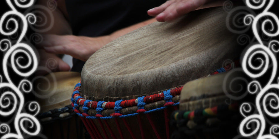 Finding Well-Being In the Drum Circle