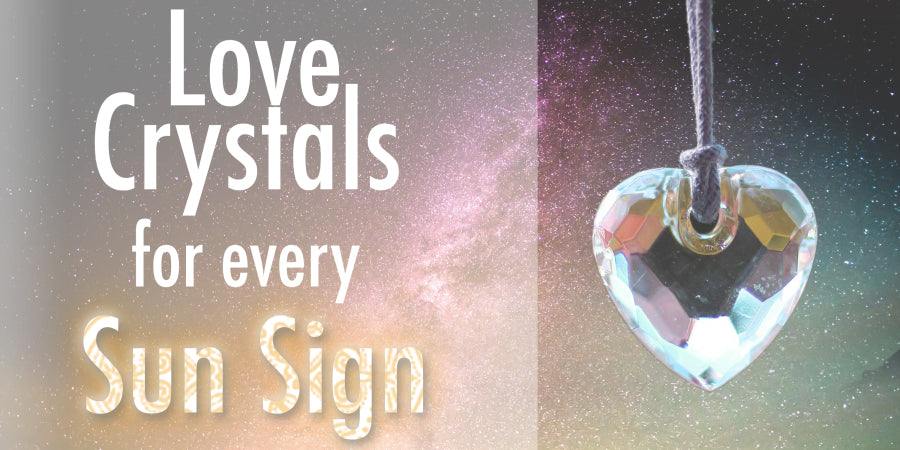 Your Zodiac Love Stone