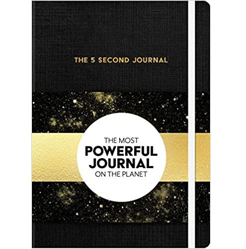 5 Second Journal - Body Mind & Soul
