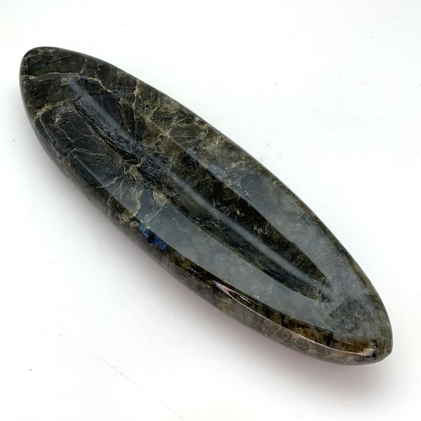 Labradorite Incense Holder