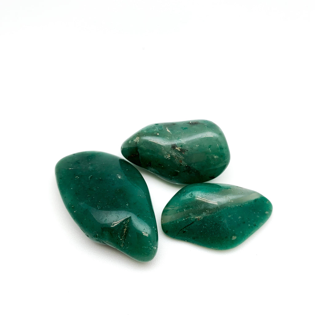 Chalcedony Green for health & dissolving negative vibrations