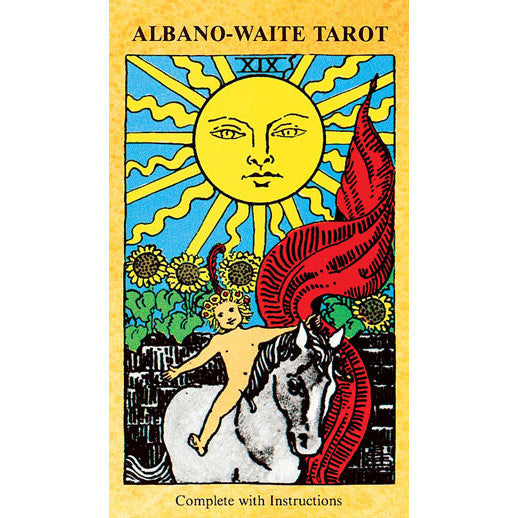 Albano-Waite Tarot - Body Mind & Soul