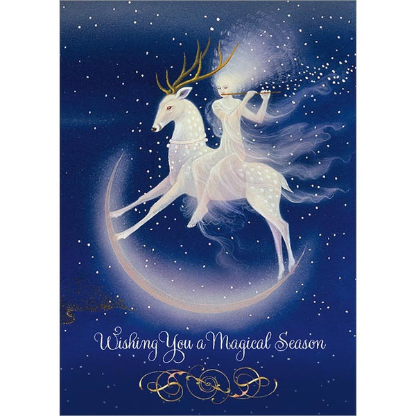 Magical Season Boxed Holiday Cards