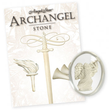 Archangel Pocket Stones - Body Mind & Soul