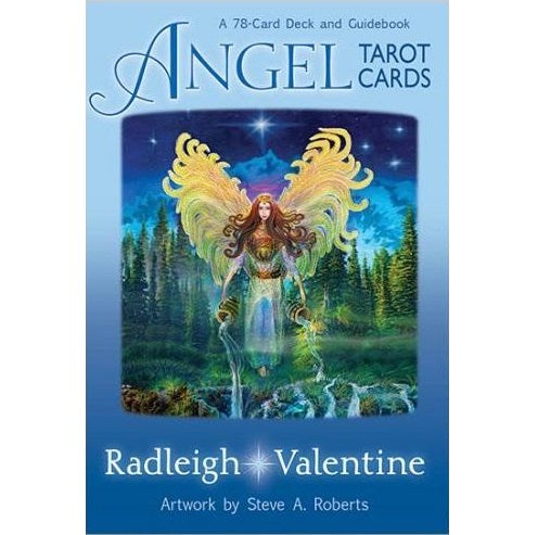 Angel Tarot Cards - Body Mind & Soul