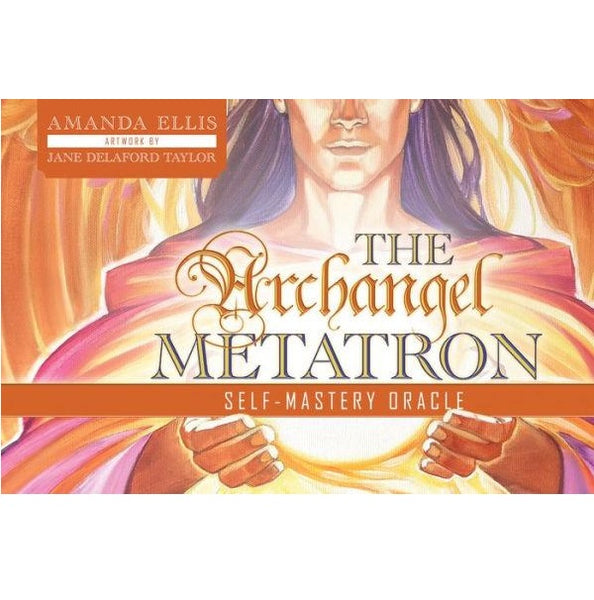 Archangel Metatron Selfmastery Oracle