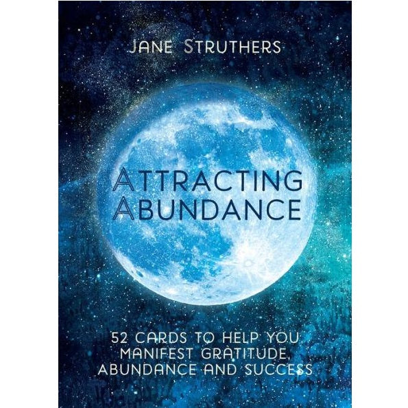 Attracting Abundance Cards - Body Mind & Soul