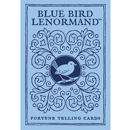 Bluebird Lenormand Fortune Telling Cards - Body Mind & Soul