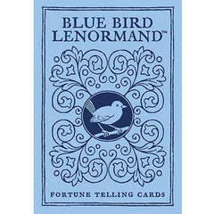 Bluebird Lenormand Fortune Telling Cards