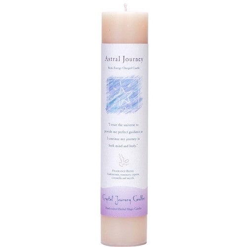 """Astral Journey"" Intention Candle - Body Mind & Soul"