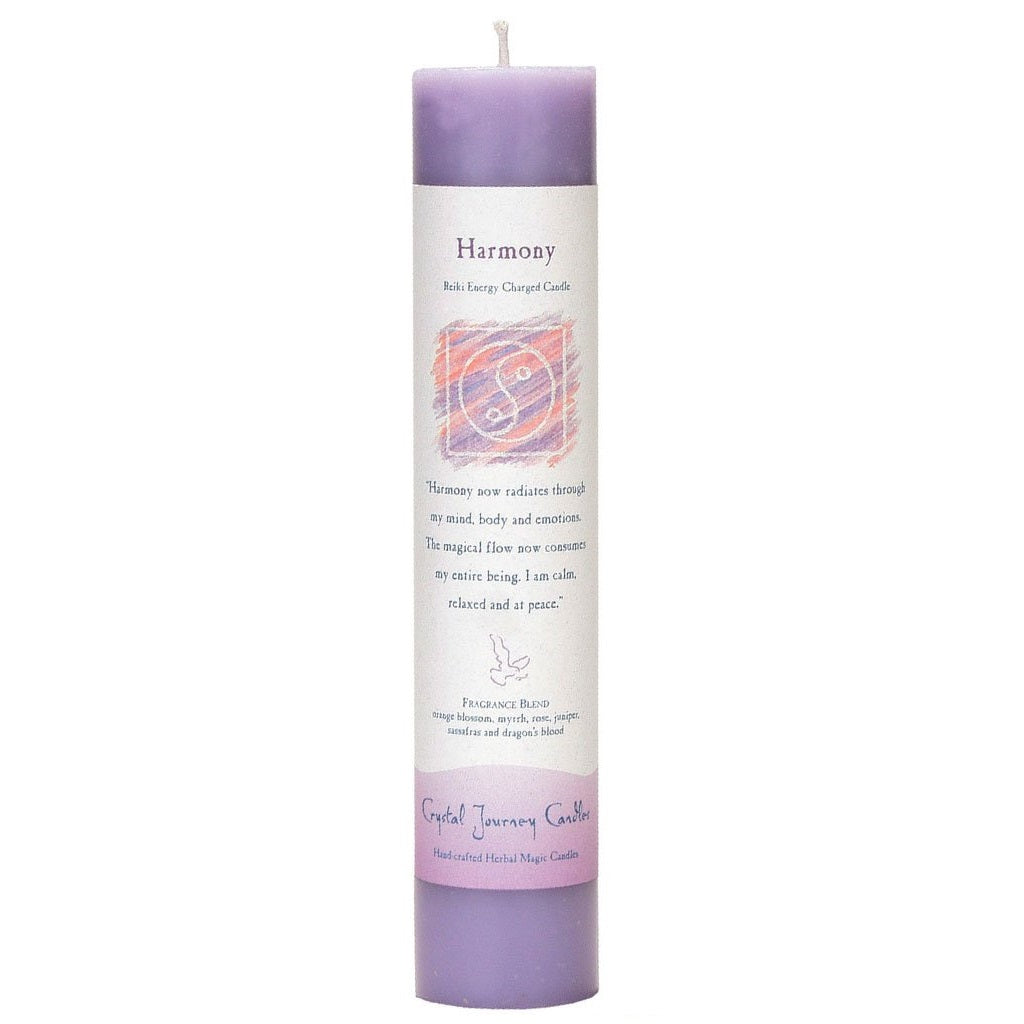 """Harmony"" Intention Candle"