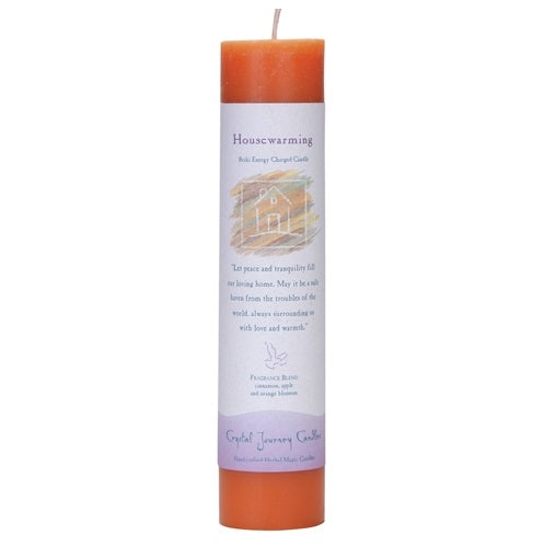 """Housewarming"" Intention Candle - Body Mind & Soul"