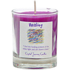 """Healing"" Intention Candles - Body Mind & Soul"