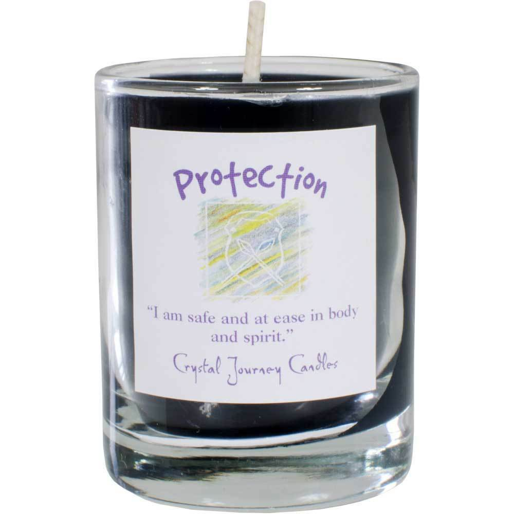 """Protection"" Intention Candles - Body Mind & Soul"