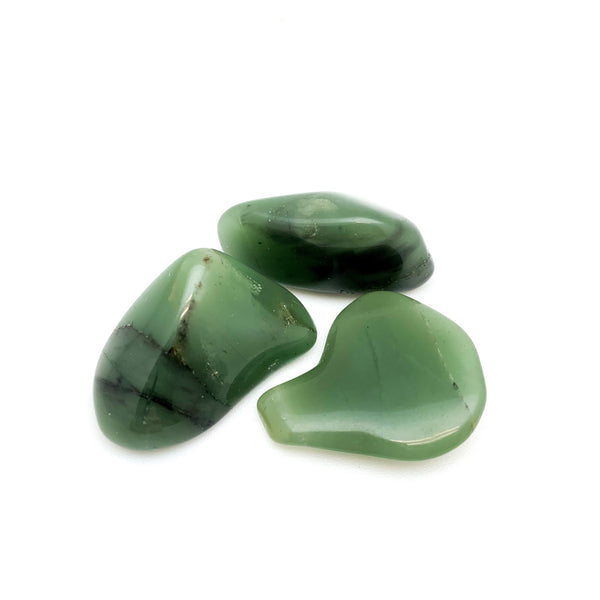 Chert Green for compassion & strength of the heart