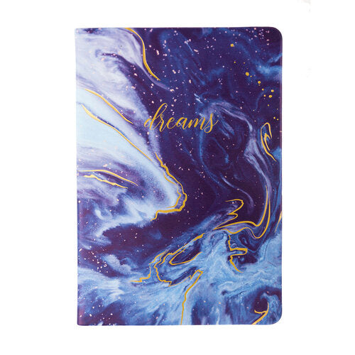 Blue Marble Dreams Journal