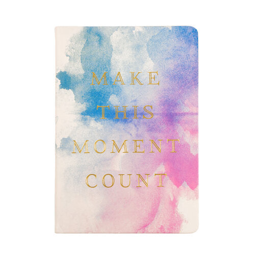 Make This Moment Count Journal