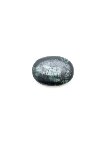 Emerald Healing Crystal Palm Stone Houston